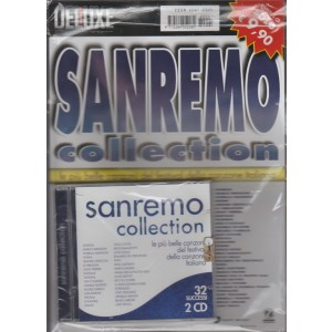 Doppio CD -Sanremo Collection- 32 successi- interpreti nella Scansione allegata