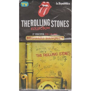 2° CD The Rolling Stones Collection -  Beggars Banquet by Sorrisi e canzoni TV