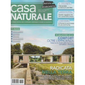 Casa Naturale - bimestrale n. 93 Marzo 2018 - Klimahouse 2018: Comfort oltre...