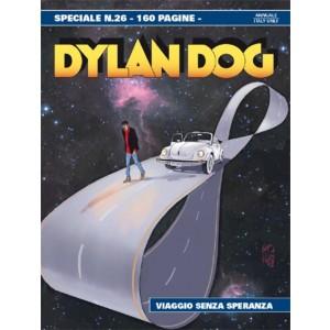 DYLAN DOG Speciale n.26 - Viaggio della speranza - Annuale settembre 2012