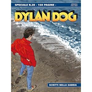 DYLAN DOG Speciale n.28 - Scritti nella sabbia - Annuale settembre 2014
