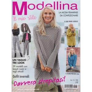 Modellina - n. 173 - trimestrale - 8/11/2018