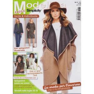 Modellina Facile -  Simplicity - n. 31 - trimestrale - 9/1/2018