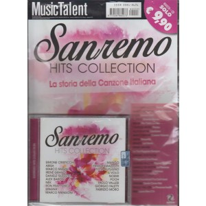 CD - Sanremo Hits Collection - Branni elencati nella scansione allegata