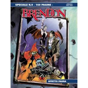 Brendon Speciale n° 9 - Effetto paura - Bonelli Editore