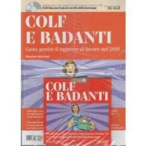 Colf e Badanti:come gestire il rapporto di lavoro nel 2018+CD-Rom - Gennaio 2018