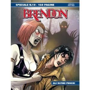 Brendon Speciale n° 10 - Gli ultimi fuochi - Bonelli Editore