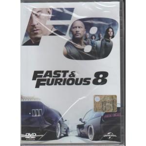 DVD - Fast & Furious 8 - L'ultimo adrenalitico capitolo!
