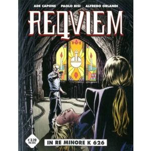 Gli Albi della Cosmo n° 1 - Requiem - Cosmo Editoriale