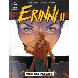 Gli Albi della Cosmo n° 2 - Erinni II Serie - Voci dal passato - Cosmo Editoriale