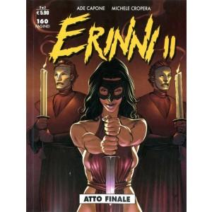Gli Albi della Cosmo n° 3 - Erinni II Atto finale - Cosmo Editoriale