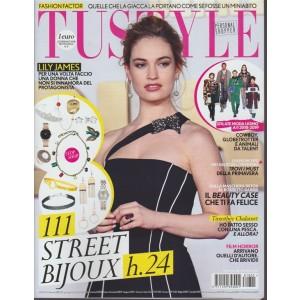 Tu Style - settimanale n. 2 - 23 gennaio 2018 - Lily James