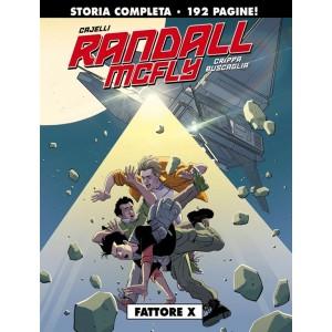 Gli Albi della Cosmo n° 7 - Randall Mcfly - Cosmo Editoriale