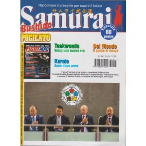 Samurai bushido - n. 11 - novembre 2018 - speciale - 80 pagine