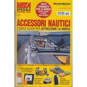 Annuario pocket 2018 Accessori Nautici by Giornale Vela - Gennaio 2018