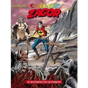 Zagor Color n° 2 - Il ritorno di Guthrum - Bonelli Editore
