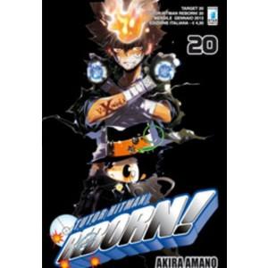 Target n° 20 collana Tutor Hitman Reborn! - ed. Star Comics