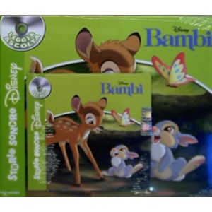 Storie sonore Disney - Bambi - Mondadori Comics Romanzi