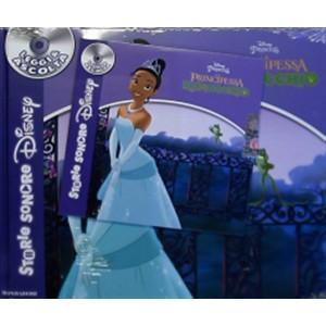 Storie sonore Disney - La principessa e il ranocchio - Mondadori Comics Romanzi