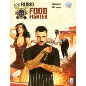Graphic Novel n° 1 - Chef Rubio Fooo Fighter - Ed. Star Comics