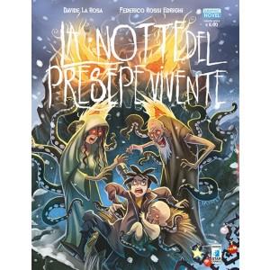 Graphic Novel n° 4 - La notte del presepe vivente - Ed. Star Comics