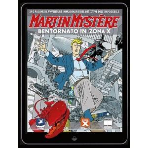 Martin Mistère Maxi n° 5 - Bentornato in zona X - Bonelli Editore