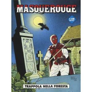 Cosmo serie blu n° 8 - Masquerouge n. 2 - Trappola nella foresta - Cosmo Editore