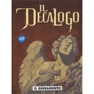 Cosmo serie blu n° 14 - Il decalogo n. 2 - Il giuramento - Cosmo Editore