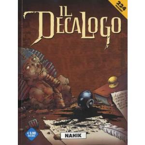 Cosmo serie blu n° 16 - Il decalogo n. 4 - Nahik - Cosmo Editore