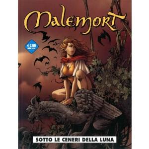 Cosmo serie blu n° 18 - Malemort n° 1 - Sotto le ceneri della luna - Cosmo Editore