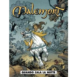 Cosmo serie blu n° 19 - Malemort n. 2 - Quando cala la notte - Cosmo Editore