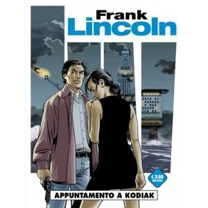 Cosmo serie blu n° 22 - Frank Lincoln n. 2 - Appuntamento a Kodiac - Cosmo Editore