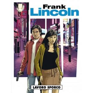 Cosmo serie blu n° 23 - Frank Lincoln n. 3 - Lavoro sporco - Cosmo Editore