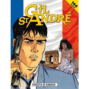 Cosmo serie blu n° 24 - Gil St. Andrè n. 1 - Eredità insanguinata - Cosmo Editore