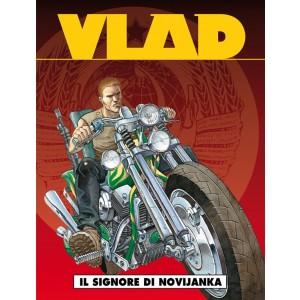 Cosmo serie blu n° 25 - Vlad n. 1 - Il signore di Novijanka - Cosmo Editore