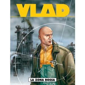 Cosmo serie blu n° 26 - Vlad n. 2 - La zona rossa - Cosmo Editore
