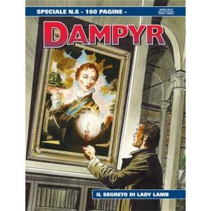 Dampyr Speciale -Il segreto di Lady Lamb - Speciale Numero 6
