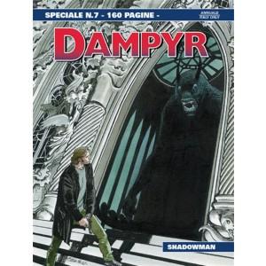Dampyr Speciale - Shadowman - Speciale Numero 7