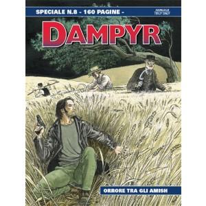 Dampyr Speciale - Orrore tra gli Amish - Speciale Numero 8