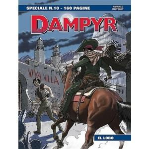 Dampyr Speciale - El lobo - Speciale Numero 10