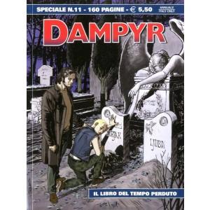 Dampyr Speciale - Il libro del tempo perduto - Speciale Numero 11