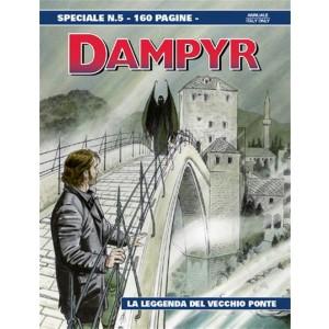 Dampyr Speciale - La leggenda del vecchio ponte - Speciale Numero 5