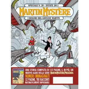 Martin Mystere Speciale n.28 Luglio 2011 - I dolori del giovane Martin