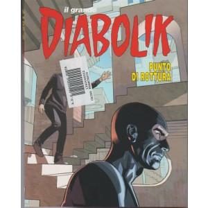 Il Grande Diabolik - n. 2 /2017 - Punto Di Rottura - RIEDIZIONE