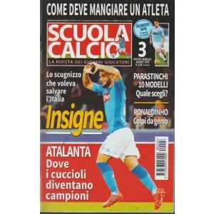 Scuola Calcio - mensile n. 3 Marzo 2018 - la rivista dei giovani giocatori