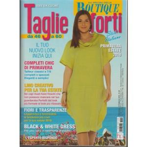 Gli Speciali de La mia Boutique - trimestrale n.29 Febbraio 2018 TAGLIE FORTI