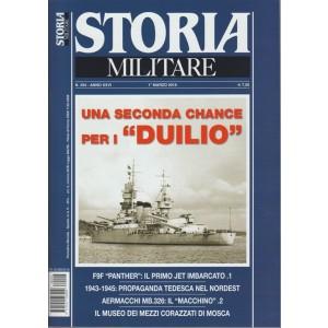 """Storia Militare - mensile n.294 Marzo 2018 una seconda chance per i """"Duilio"""""""