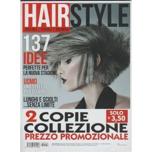 Hair Style - bimestrale n. 144 Febbraio 2018 + copia omaggio