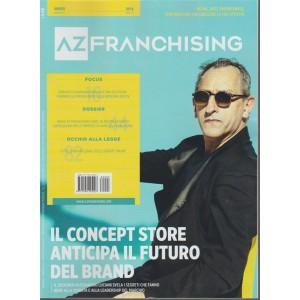 AZ Franchising - mensile n. 3 Marzo 2018 Retail, idee, Opportunità per crescere
