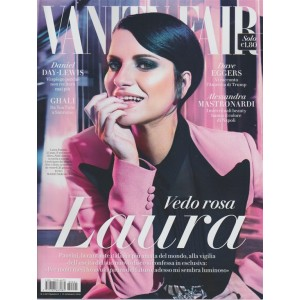 Vanity Fair - settimanale n.4 - 31 Gennaio 2018 Laura Pausini
